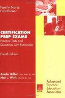 Family Nurse Practitioner Certification Prep Exams