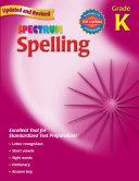 Spelling, Grade K