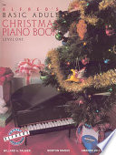Alfred S Basic Adult Piano Course Christmas Piano Book 1 Book PDF