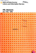 HSL Abstracts