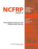 Marine Highway Transport of Toxic Inhalation Hazard Materials