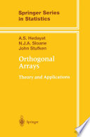 Orthogonal Arrays