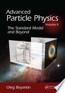 Advanced Particle Physics