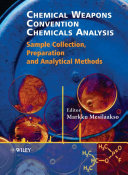 Chemical Weapons Convention Chemicals Analysis [Pdf/ePub] eBook
