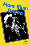 More Blues Singers Book