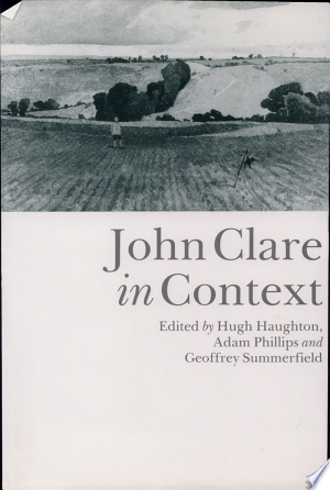 Free Download John Clare in Context PDF - Writers Club