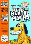 Let s Do Mental Maths for Ages 9 10