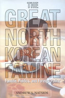 The great North Korean famine