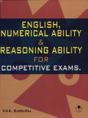 English Numerical Ability & Numerical Ability for Competitive Examinations ebook