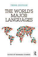 The World's Major Languages