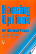 Housing Options For Disabled People Book PDF