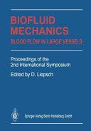 Biofluid Mechanics Book