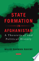 State Formation in Afghanistan
