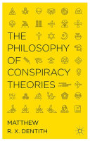 The Philosophy of Conspiracy Theories Book