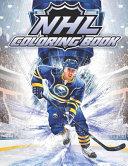 NHL Coloring Book