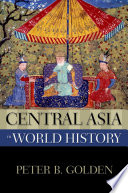 Central Asia in World History Book