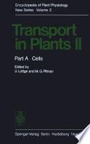 Transport in Plants II