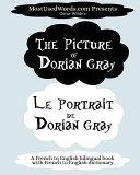 The Picture of Dorian Gray   Le Portrait de Dorian Gray Book