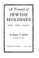 A Treasury of Jewish Holidays