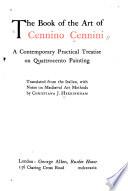 The Book of the Art of Cennino Cennini
