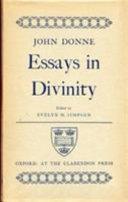 john donne essays in divinity john donne google books john donne