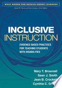 Inclusive Instruction