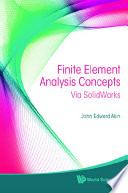 Finite Element Analysis Concepts