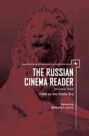 The Russian Cinema Reader