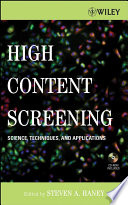 High Content Screening Book PDF