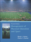 Management of Physical Education and Sport Book PDF