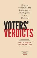 Voters' Verdicts