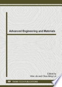 Advanced Engineering And Materials Book PDF
