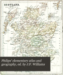 Philips  elementary atlas and geography  ed  by J F  Williams