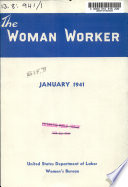 The Woman Worker Book