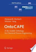 Ontocape Book PDF