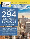 The Best 294 Business Schools