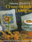 Donna Kooler's Cross-stitch Designs