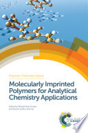 Molecularly Imprinted Polymers for Analytical Chemistry Applications