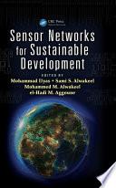 Sensor Networks for Sustainable Development Book