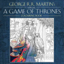 George R R  Martin s Official A Game of Thrones Colouring Book