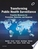 Transforming Public Health Surveillance   E Book