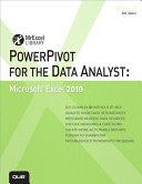 PowerPivot for the Data Analyst