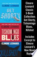 Elmore Leonard Classic 3 Book Collection Book