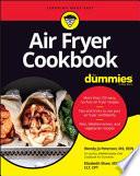 Air Fryer Cookbook For Dummies