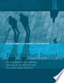 The First Half Second Book