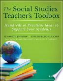 The Social Studies Teacher s Toolbox