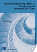 Öffnen Sie das Medium Sozialraumentwicklung unter den Bedingungen von Behinderung und Alter von Stadel, Wolfgang im Bibliothekskatalog
