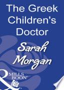 The Greek Children s Doctor  Mills   Boon Modern
