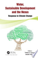 Water  Sustainable Development and the Nexus