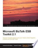 Microsoft BizTalk Esb Toolkit 2.1